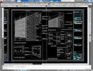 layout_trong_autocad_ket_hop_voi_sketchup
