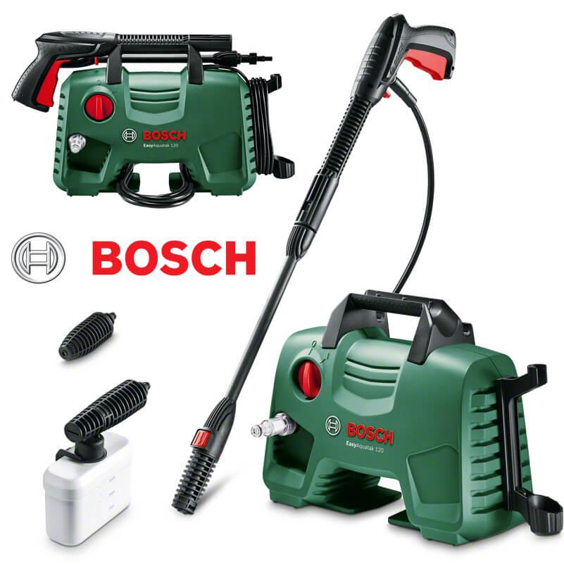 Máy phun rửa xe Bosch