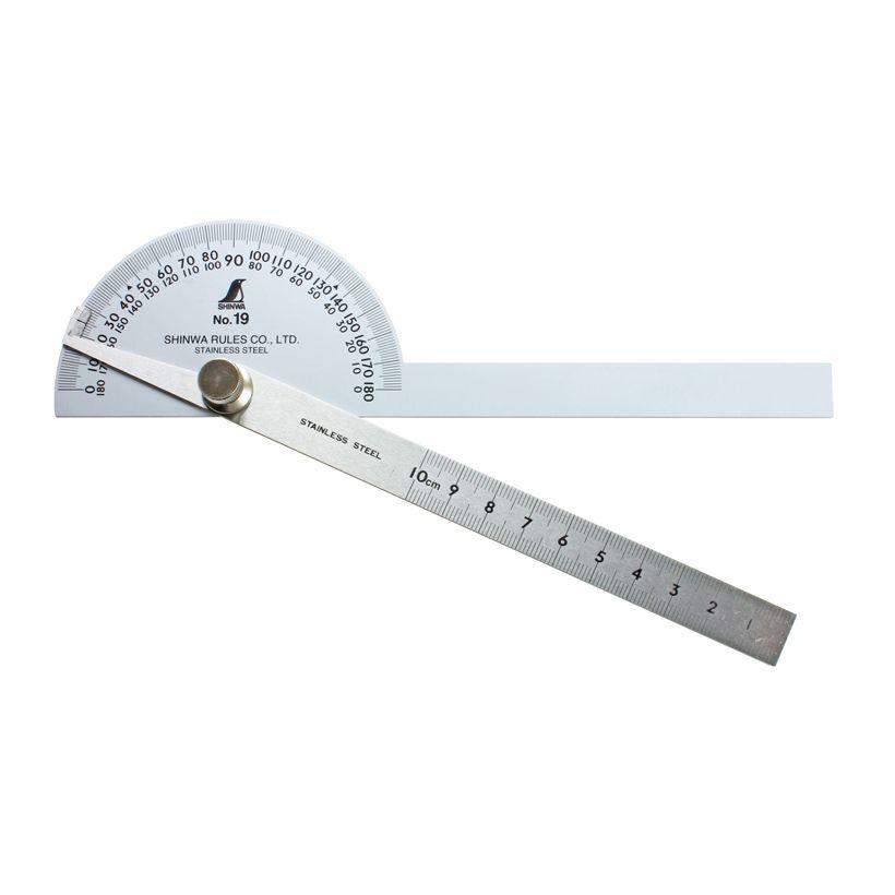 Thước đo góc vạn năng Shinwa 62490