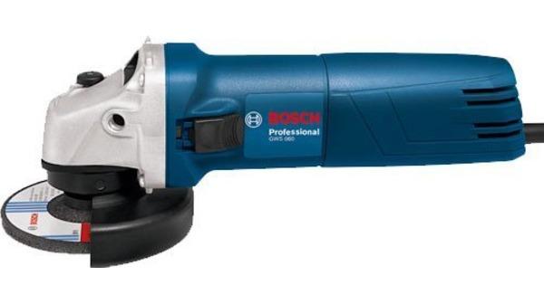 Máy mài cầm tay của thương hiệu Bosch