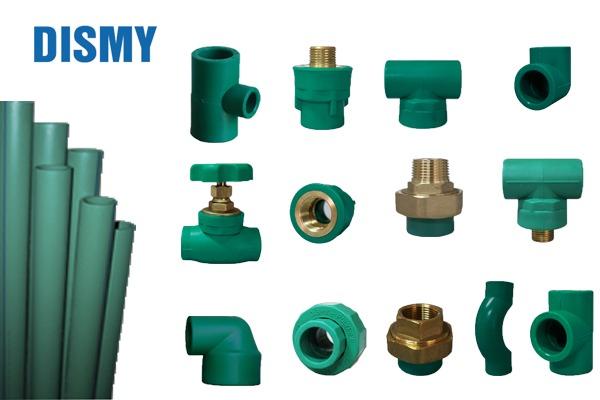 Phụ kiện ống nhựa DisMy