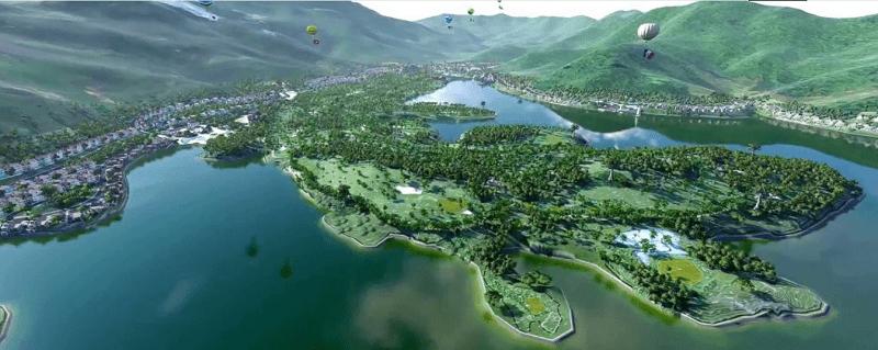 dự án Serena Valley Thanh Lanh Vĩnh Phúc
